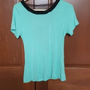 Womans BKE Boutique short sleeve shirt